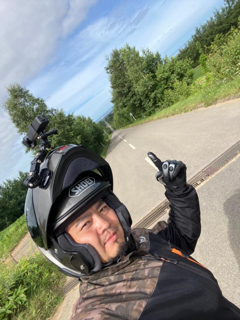 趣味はバイク